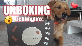 UNBOXING / Lieblingbox / Sommer Edition