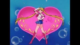 Transformaciones de todas las Sailor Scouts