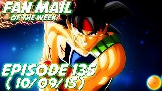 Fan Mail Of The Week! - Episode 135 - ( 10 / 09 / 15 )