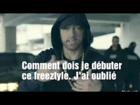 EMINEM FREESTYLE SUR TRUMP VERSION LONGUE TRADUCTION (ABONNÉE VOUS)