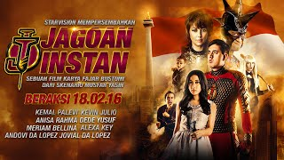 Video JAGOAN INSTAN Official Trailer download MP3, 3GP, MP4, WEBM, AVI, FLV November 2018
