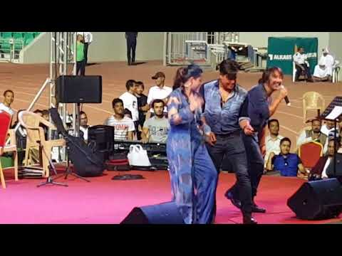 rajesh payal rai on Stage Show in Doha
