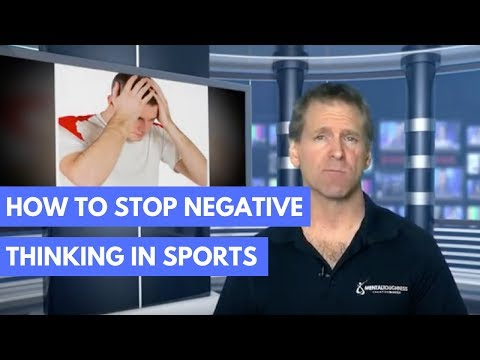 How To Stop Negative Thinking In Sports