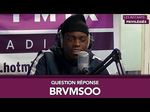 Youtube: Brvmsoo«Titre préféré?» – Question Réponse Hotmixradio