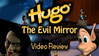 Hugo: The Evil Mirror (PS1) | Video Review - More Than Just a Crash Bandicoot Rip-Off!?