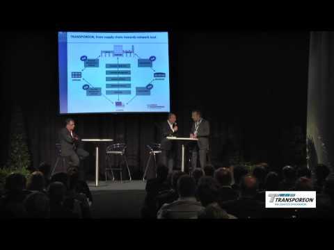 Interview Michel Haenen @ Supply Chain Innovations, Lint 18.04.2013