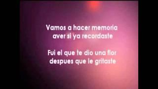 """Mc aese ft Romo one - Tengo que partir (2012-LETRA) """"Entre las notas & el alcohol"""""""