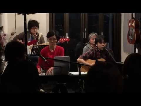 Driving Home For Christmas / 竹迫倫太郎 @倉敷(cafe & bar Palo Alto)