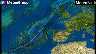 2017 1013 - Ouragan OPHELIA de catégorie 2 sur 5 - MeteoEarth