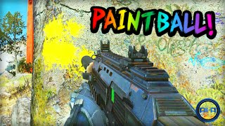 paintball mode call of duty advanced warfare multiplayer gameplay live w ali a