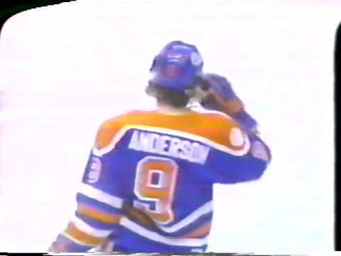 Game 3 1983 Stanley Cup Final Oilers at Islanders