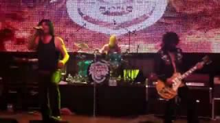 LA Guns - Speed (The Yost Theater in Santa Ana, CA 4/8/2017)