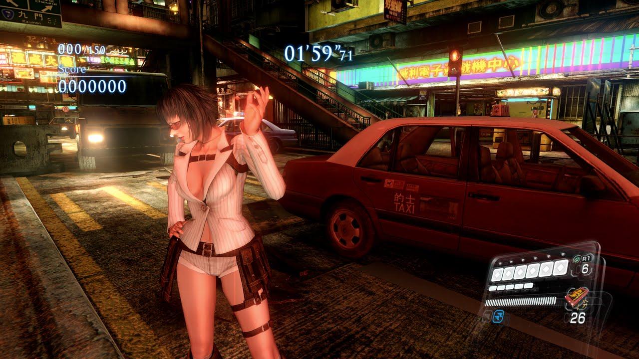 Resident evil 6 nude mod 1