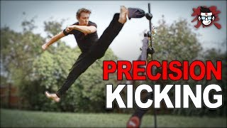 TRICKING BASICS Taekwondo, KARATE, KUNG FU, MUAY THAI TRICK KICKS RED BULL STYLE