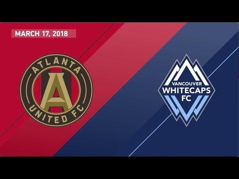 HIGHLIGHTS: Atlanta United 4-1 Vancouver Whitecaps