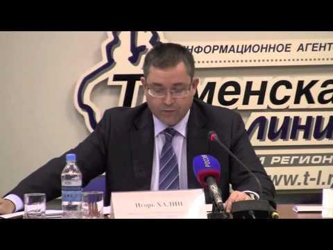 Пресс-конференция Игоря Халина о предварительных итогах единого дня голосования