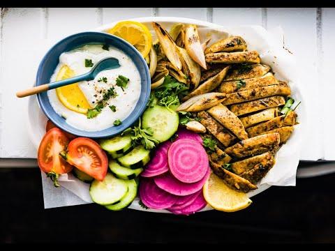 Chicken Shawarma Recipe (Oven Roasted)