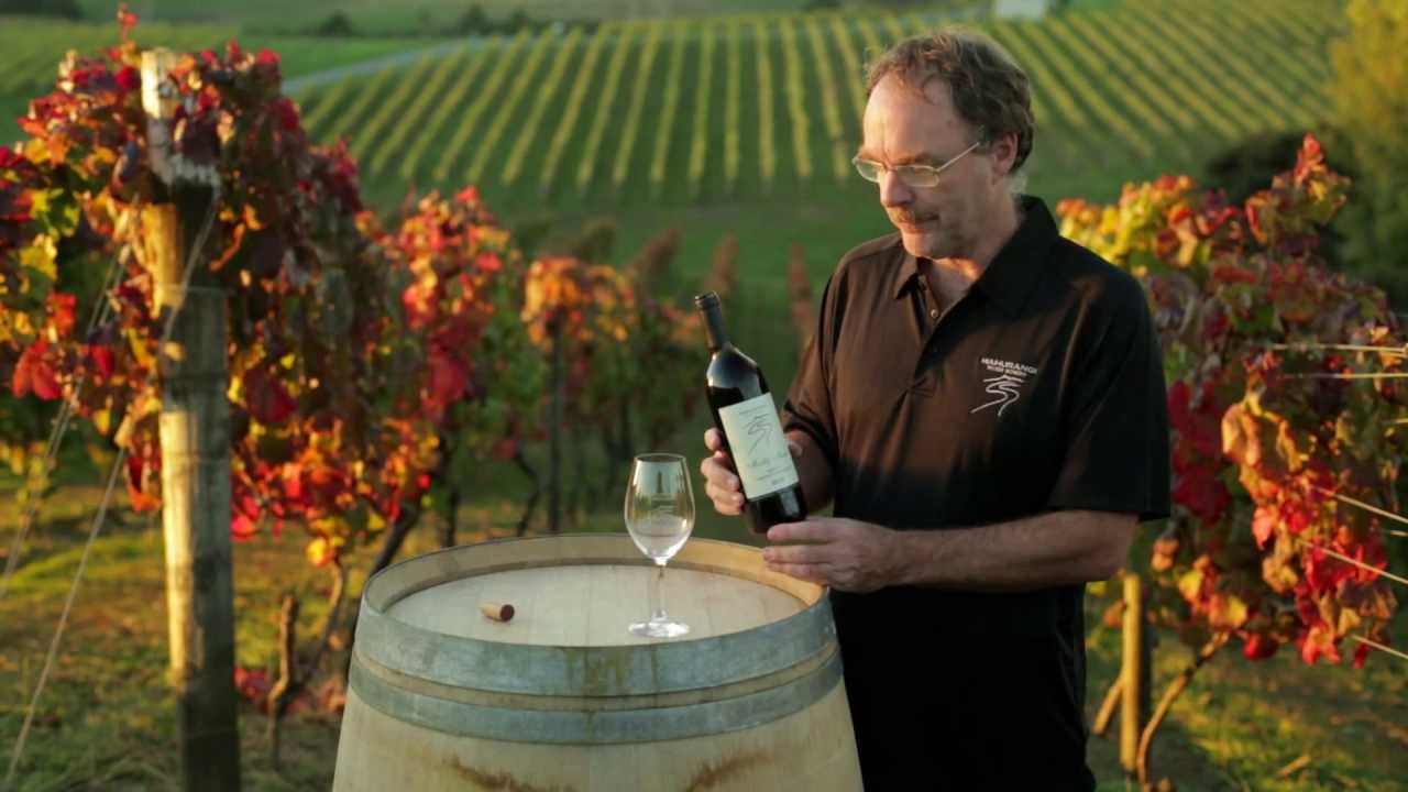 Mostly Merlot 2010 - Mahurangi River Winery