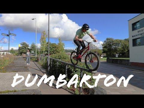 Vlog 71 - Exploring Dumbarton