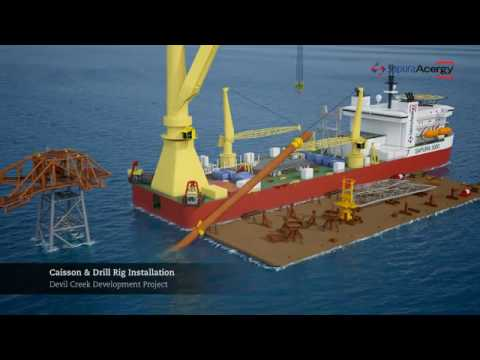 Subsea Pipelines Tie-Ins spool fabrication and installation