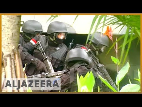 🇮🇩 Indonesia passes anti-terror laws after spate of blasts | Al Jazeera English