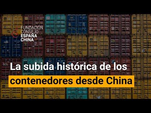 ¿Nueva normalidad en el transporte marítimo? Subida histórica de los contenedores desde China
