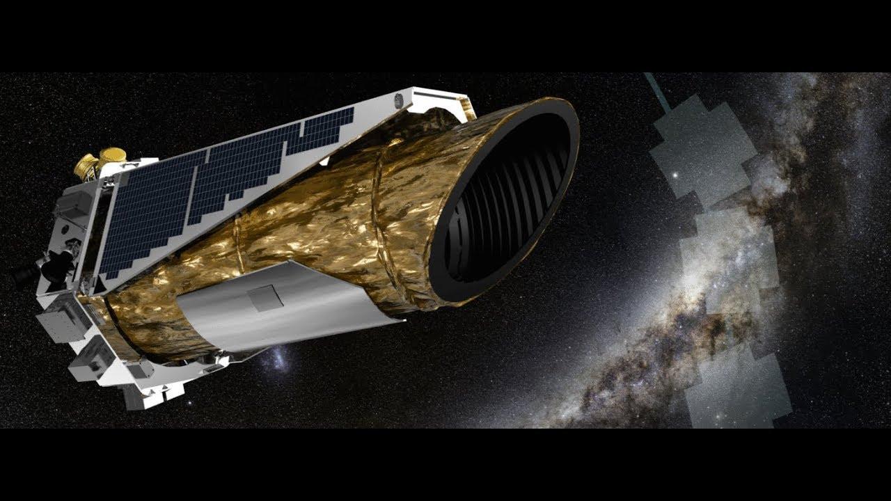 kepler spacecraft discoveries - 1450×580