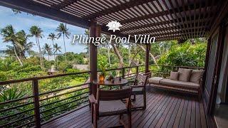 Plunge Pool Villa - Luxury Pool Villa Thailand