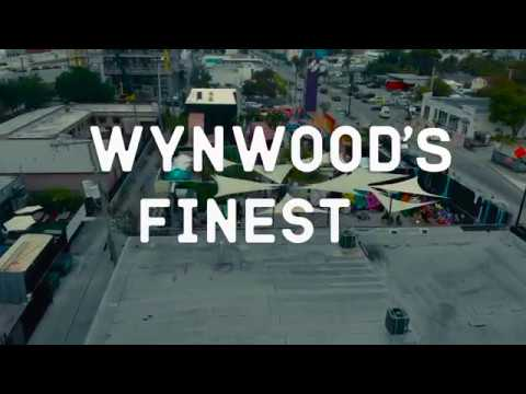 Wynwood's Finest Music Festival March 2018 Recap at Graffiti Gardens, Miami