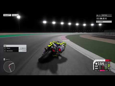 MotoGP'19_QATAR GP game play |
