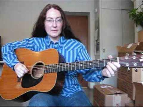 beginning flatpicking guitar:  bile them cabbage down