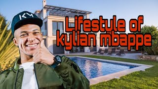Lifestyle of Mbappe's