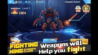 Ninja wolfman  Android Gameplay