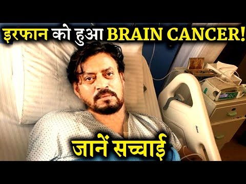 Irr Khan Suffering From Brain Cancer? Here's The Truth