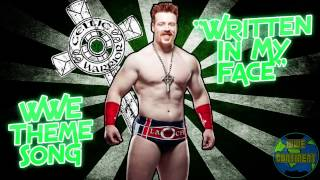 "Sheamus 1st WWE Theme Song - ""Written In My Face"" (FREE DOWNLOAD!)"