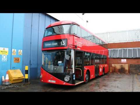 London Sovereign VHR45204 Blind Change