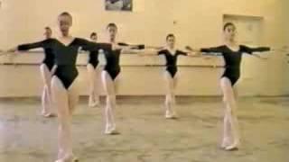 Vaganova Academy,3rd Grade, Novitskaya/Gortchakova part 3