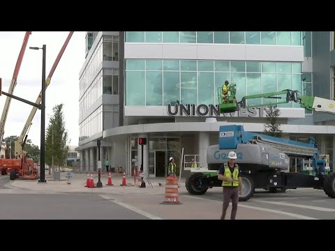 A look inside UCF's new downtown campus