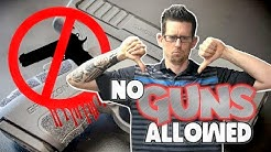 Florida Concealed Carry Laws   Where Can You Carry A Concealed Weapon In Florida?
