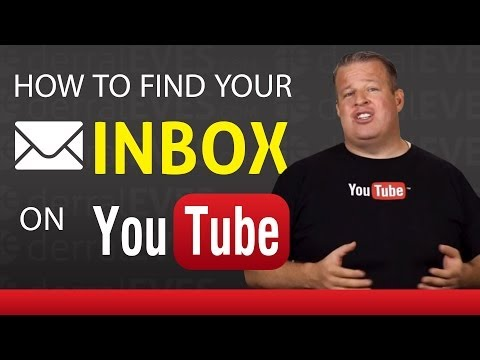 How To Find Your YouTube Inbox