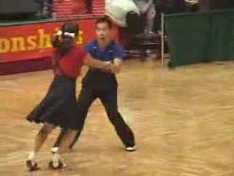 2004 National Jitterbug Championships: Moses Supposes
