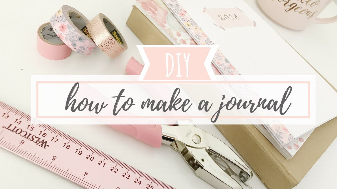 How to create your journal 6