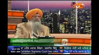 SOS 6/11/15 P.2 Dr.Amarjit Singh: Sirdar SS Mann