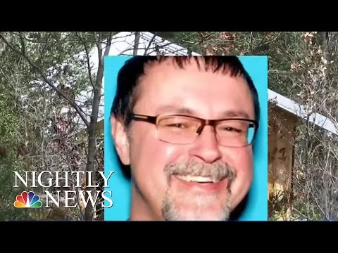 Tipster Explains How He Realized Man, Abducted Girl Were At Commune   NBC Nightly News