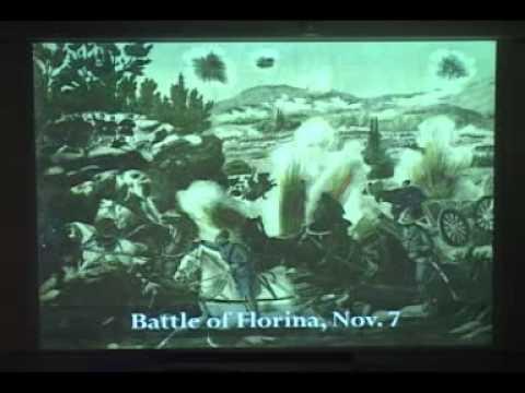 Balkan Wars Lecture By Michalis Stratis
