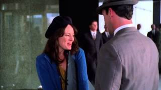 Don Meets Midge in Time Life - Mad Men (HD 1080p)