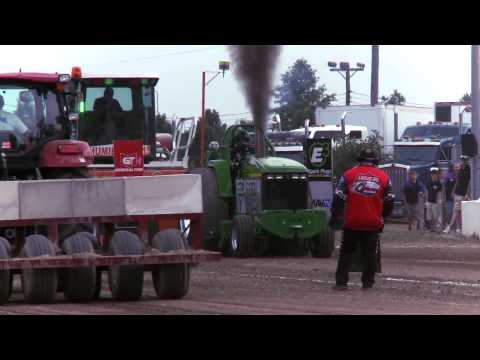 Pro Stock Tractors from Greenville, OH