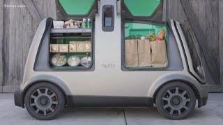 King Soopers parent company bringing driverless grocery delivery to new markets