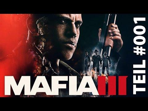 MAFIA III 👊🏾 Alligatoren Frühstücken!➲ Let`s Play Mafia 3 Teil #01 - German Gameplay #DGZ
