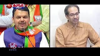 Presidentand#39;s Rule Imposed In Maharashtra   Teenmaar News  Telugu News